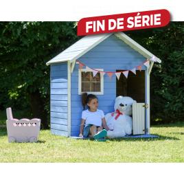 Maisonnette pour enfant Jane 1,71 x 1,26 x 1,52 m
