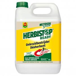 Désherbant Herbistop pour allée et terrasse 5 L COMPO