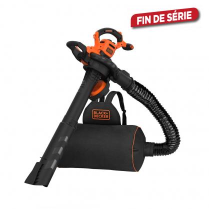 Aspirateur souffleur électrique BEBLV300-QS 3000 W BLACK&DECKER