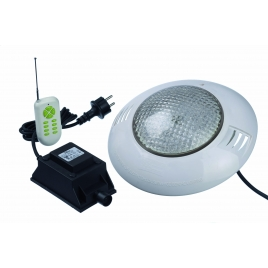 Spot multicouleur pour piscine LED 35 W UBBINK