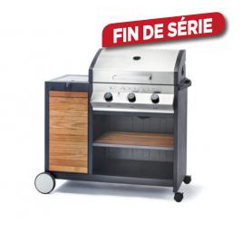 Barbecue au gaz Meridian Woody