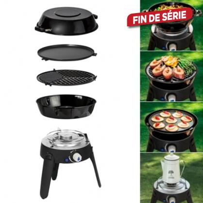 Barbecue au gaz portable 2 LP Safari Chef