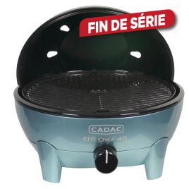 Barbecue au gaz Citi Chef 42,2 x 42,2 x 33,4 cm
