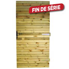 Porte pour Carport Modena 100 x 210 cm CARTRI