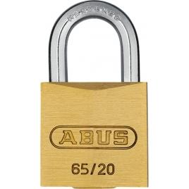 Cadenas à clé en laiton massif 20 mm ABUS