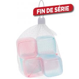 Set de cubes à glaçons 6 pièces