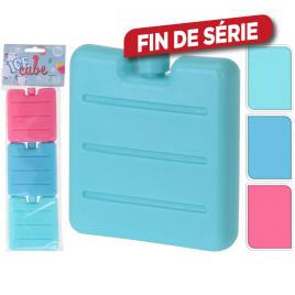 Mini bloc réfrigérant 7 x 8 x 2 cm 3 pièces