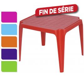 Table de jardin pour enfant 57 x 52 x 44 cm