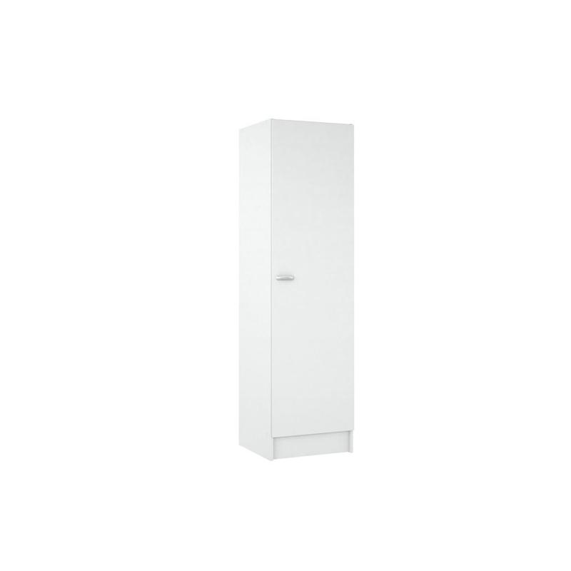 Colonne de cuisine casa blanc 47 x 50 x 200 cm - Colonne cuisine 50 cm largeur ...