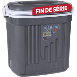 Glacière grise 20 L