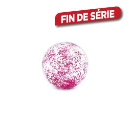 Ballon de plage pailleté Ø 71 cm INTEX