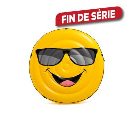 Bouée gonflable Smiley 173 x 27 cm INTEX