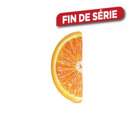 Quartier d'orange gonflable 178 x 85 cm INTEX
