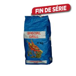 Charbon de bois Spécial Grill 4 kg
