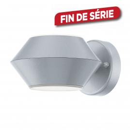 Applique extérieure argentée Nocella LED 5 W EGLO