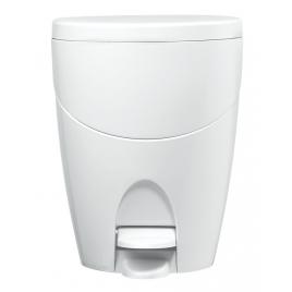 Poubelle de WC Color line blanc WIRQUIN