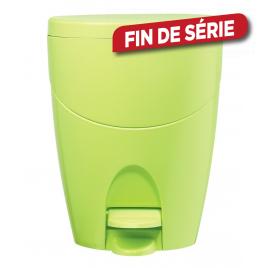 Poubelle de WC Color line vert anis WIRQUIN