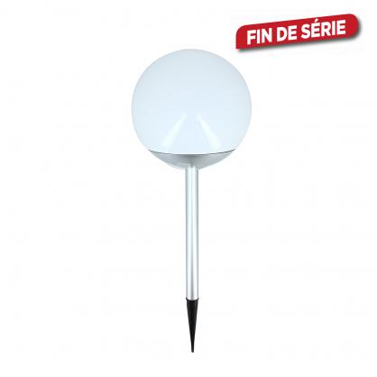 Lampe de jardin solaire apollo disco led xanlite - Lampe de jardin led ...