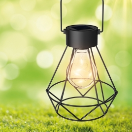 Lanterne solaire Khara Retro2 LED XANLITE