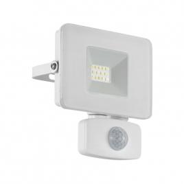 Projecteur blanc avec détecteur de mouvement Faedo 3 LED 10 W EGLO