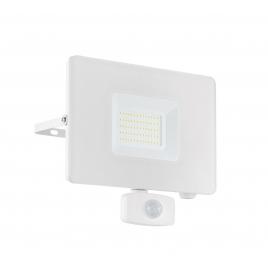 Projecteur blanc avec détecteur de mouvement Faedo 3 LED 50 W EGLO