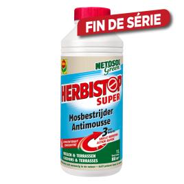 Anti-mousse Herbistop Super concentré 1 L
