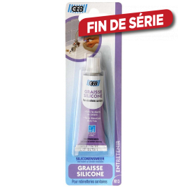 Graisse silicone tube 20 ml GEB