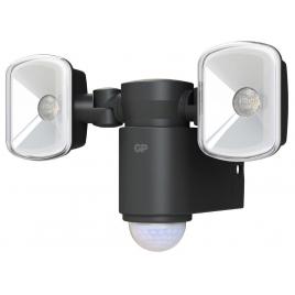 Projecteur double sans fil SafeGuard LED GP