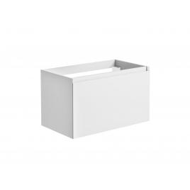 Meuble sous-plan Nordik 80 cm blanc ALLIBERT