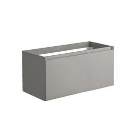 Meuble sous-plan Nordik 100 cm gris ALLIBERT