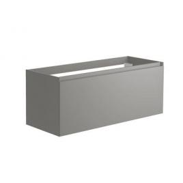 Meuble sous-plan Nordik 120 cm gris ALLIBERT
