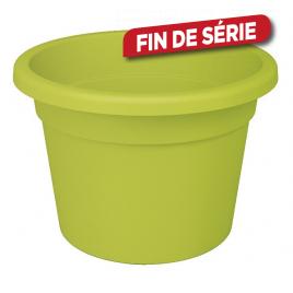 Pot de fleurs Lime Cilindro Ø 20 x 14 cm