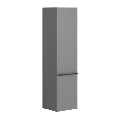 colonne de salle de bain suspendre santiago 40 cm gris. Black Bedroom Furniture Sets. Home Design Ideas