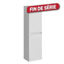 Colonne de salle de bain Fangorin 40 cm blanc mat ALLIBERT