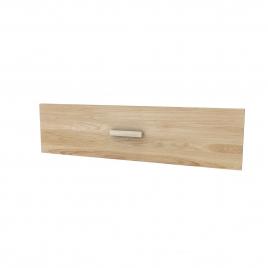 Facade de tiroir pour caisson Fjord 80 cm bois naturel AURLANE