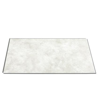 Dalle en PVC Cloudy blanc 65 x 37,5 cm 8 pièces DUMAWALL
