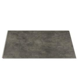 Dalle en PVC Mystique gris foncé 65 x 37,5 cm 8 pièces DUMAWALL