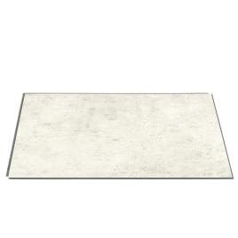 Dalle en PVC Ciment clair 65 x 37,5 cm 8 pièces DUMAWALL