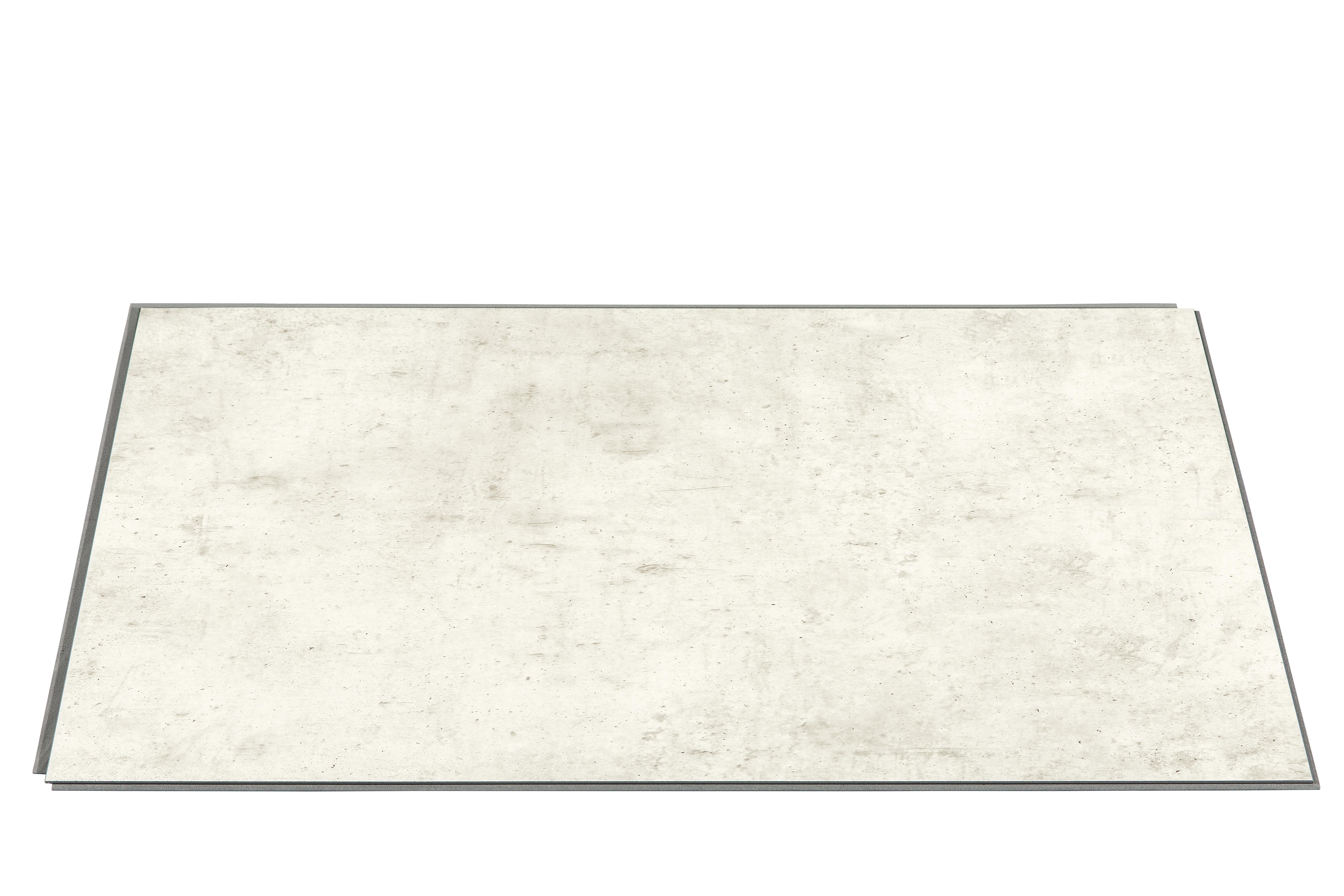 Dumawall Salle De Bain dalle en pvc ciment clair 65 x 37,5 cm 8 pièces dumawall - mr.bricolage