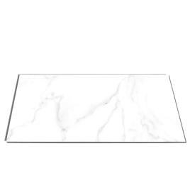 Dalle en PVC Calacatta 65 x 37,5 cm 8 pièces DUMAWALL