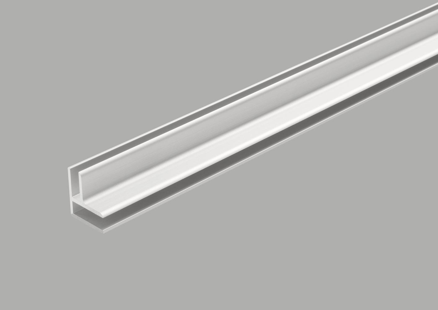 Coller Corniere Alu Sur Carrelage Exterieur profil de coin universel en aluminium dumawall - mr.bricolage