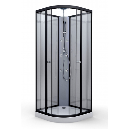 Cabine de douche Carlton 85 x 85 x 225 cm AURLANE