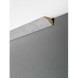 Moulure de plafond Raw Concrete 270 x 3,5 x 2,2 cm MAËSTRO