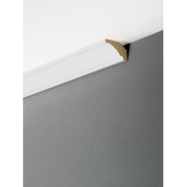 Moulure de plafond White Ash 270 x 3,5 x 2,2 cm MAËSTRO
