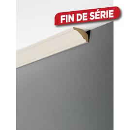 Moulure de plafond White Birch 270 x 3,5 x 2,2 cm MAËSTRO