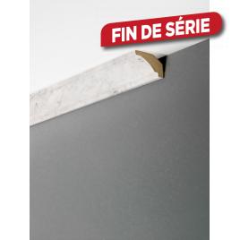 Moulure de plafond Nude Marble 270 x 3,5 x 2,2 cm MAËSTRO