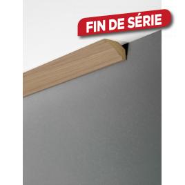 Moulure de plafond Natural Oak 270 x 3,5 x 2,2 cm MAËSTRO