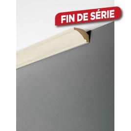 Moulure de plafond Creamy Ash 270 x 3,5 x 2,2 cm MAËSTRO