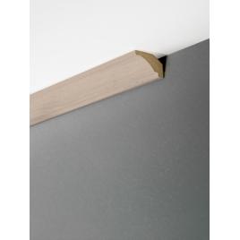 Moulure de plafond Creamy Oak 270 x 3,5 x 2,2 cm MAËSTRO