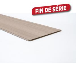 Lambris revêtu pour plafond Sandy Birch 119,6 x 17,7 x 1 cm 6 pièces MAËSTRO